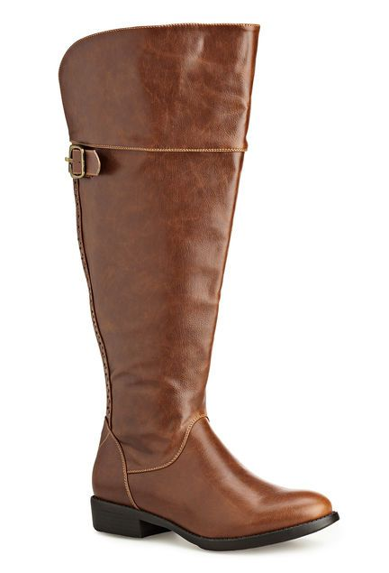 61 best images about Super Wide Calf Boots on Pinterest ...