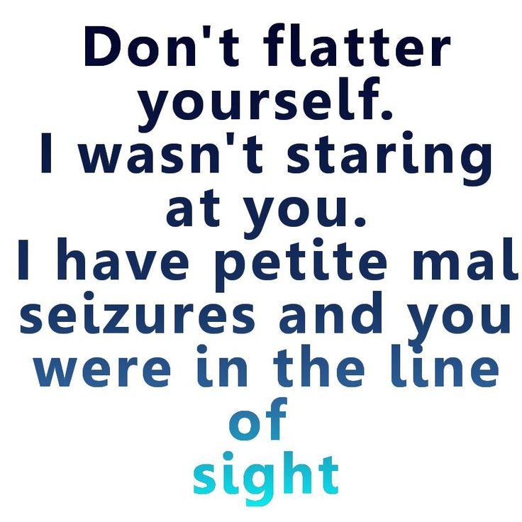 More Epilepsy Humor by EpileptudeDesigns.deviantart.com on @deviantART