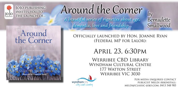 A beautiful book on the subject of dementia by Bernadette Smallwood.