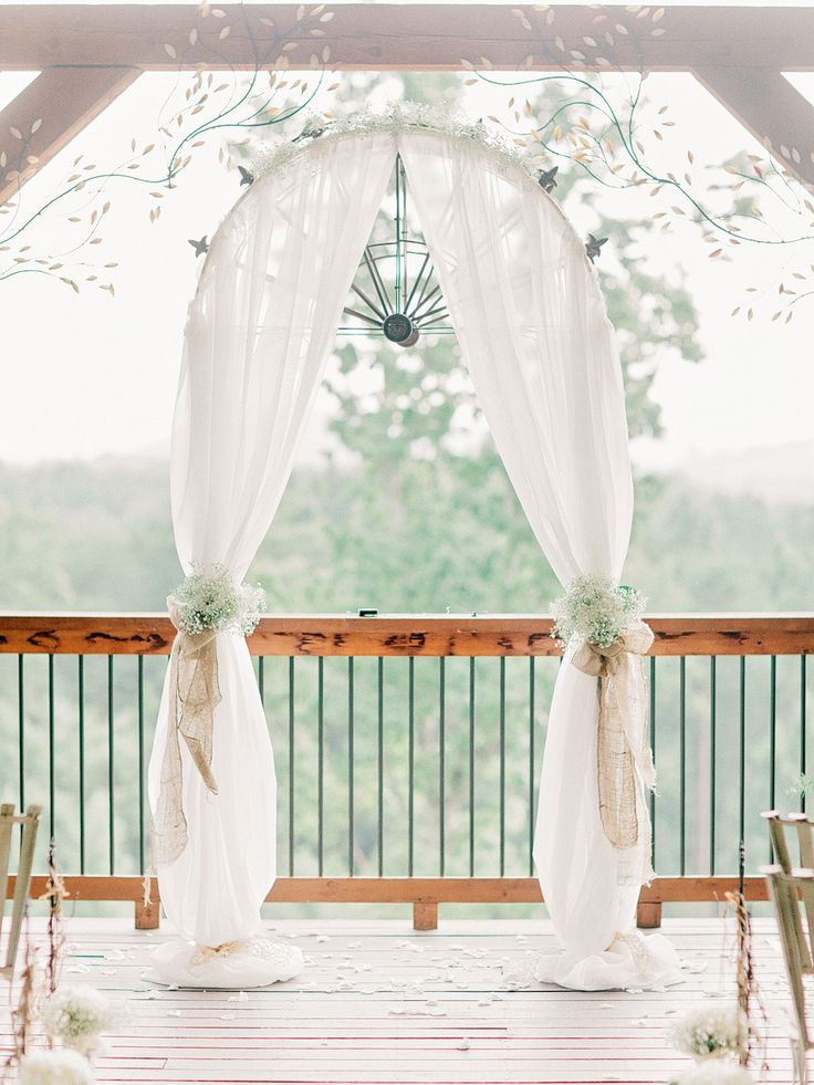 arch decorations for wedding ceremony wolf mountain vineyards wedding from arrington 1360