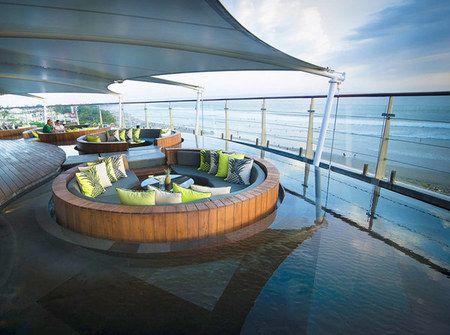 Double Six Rooftop, Double Six Beach No 66, Seminyak, Bali, Indonesia