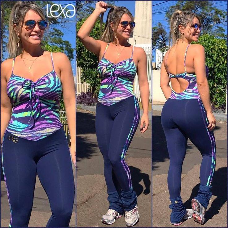 Macacão M18 Zebra Roxa. www.lexafitwear.com.br Lexa Fitwear é a linha fitness que garante a você extremo conforto na hora dos treinos, além de possuir um diferencial que vai te colocar em destaque ao entrar na academia: sensualidade na medida certa. Acredite, Lexa Fitwear vai valorizar ainda mais a sua beleza e seus treinos serão ainda mais motivados com a nossa linha de roupas. Use e comprove, você #lindadelexa!