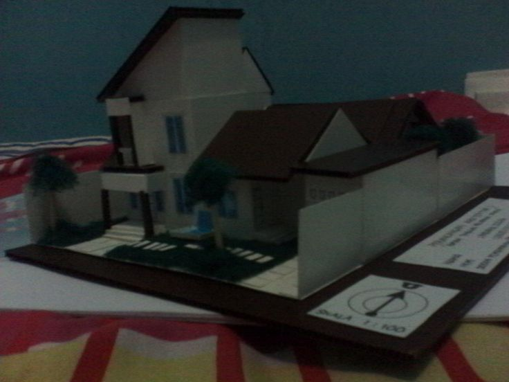 Maket 2_Perancangan Arsitektur 1