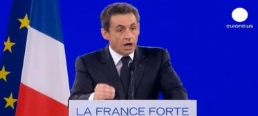 Golpe de efecto y baño de multitudes de Nicolas Sarkozy en la campaña de las presidenciales francesas. Ante más de 50 mil simpatizantes reunidos a las afueras de París, el inquilino del Elíseo ha prometido que abandonará el tratado de Schengen si los demás países no son más rigurosos en sus controles fronterizos.