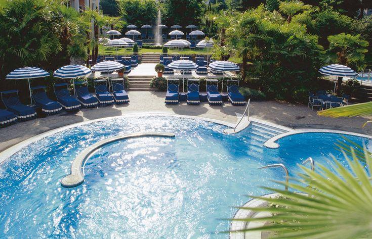 Meisters Hotel Irma, das einmalige Hotel in Meran, das eine wahre Ferienoase ist
