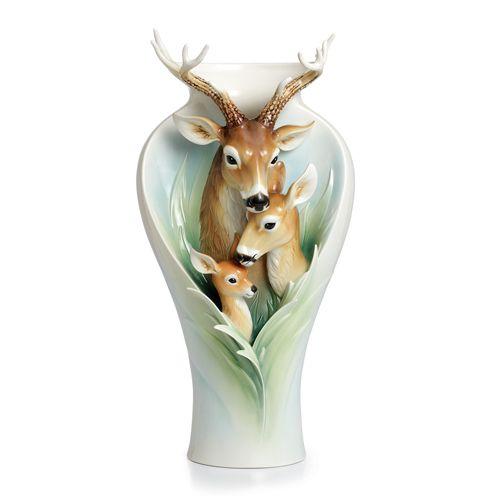 Familinha viada > a minha. (Franz Porcelain Collection)