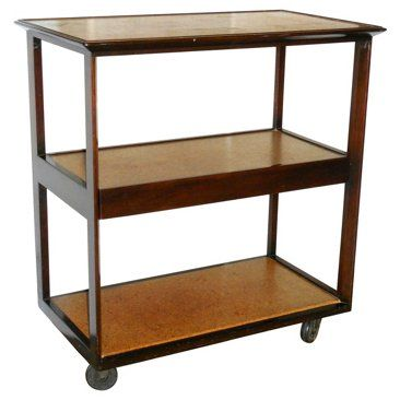 Check out this item at One Kings Lane! Edward Wormley Dunbar Serving Cart