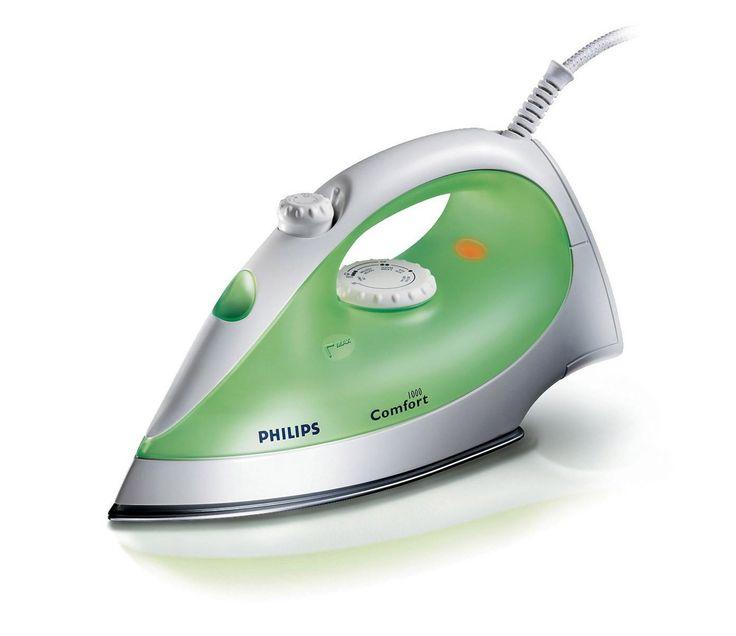 Philips GC1010 1200-Watt Comfort Steam Spray Iron - Best Kitchen and Home Appliances