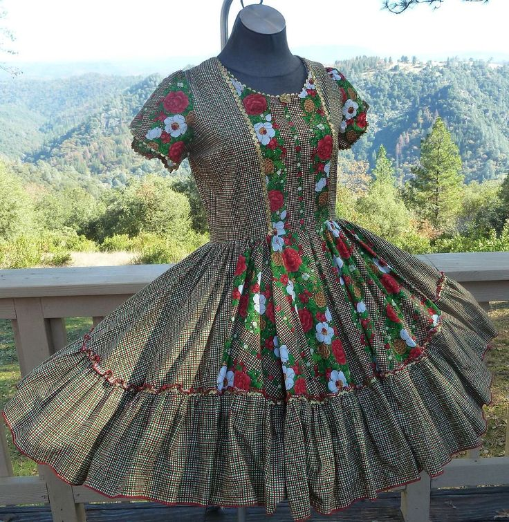94 Best Images About 1920s Foursquare On Pinterest: 17 Best Images About Great Square Dance Clothes On