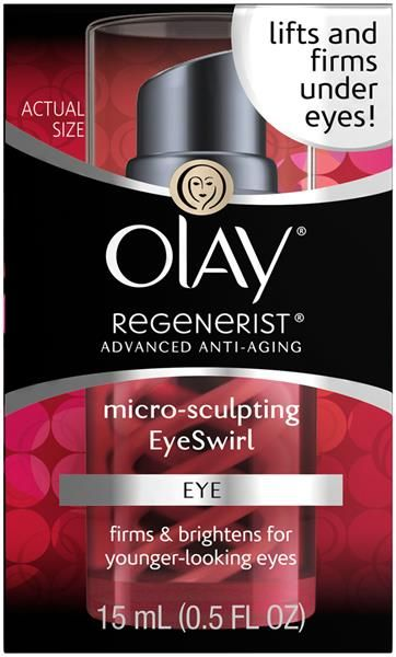 Regenerist Olay Regenerist Micro-Sculpting Eye Swirl, Eye Treatment | Hy-Vee Aisles Online Grocery Shopping