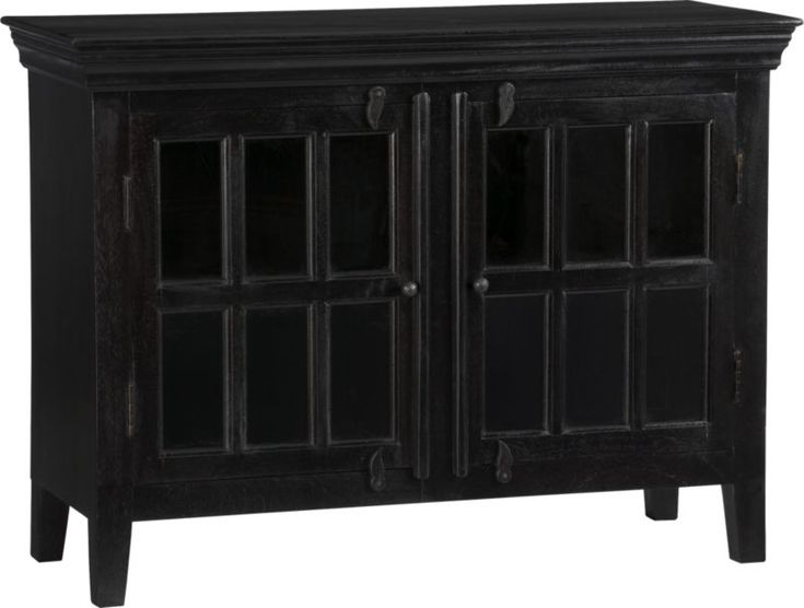 "Noche 46"" Media Storage Cabinet  