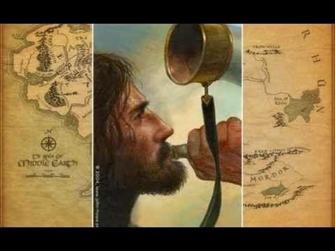Rozhlasová hra Pán Prsteňov Dve Veže 1. Prenasledovanie Skirtov