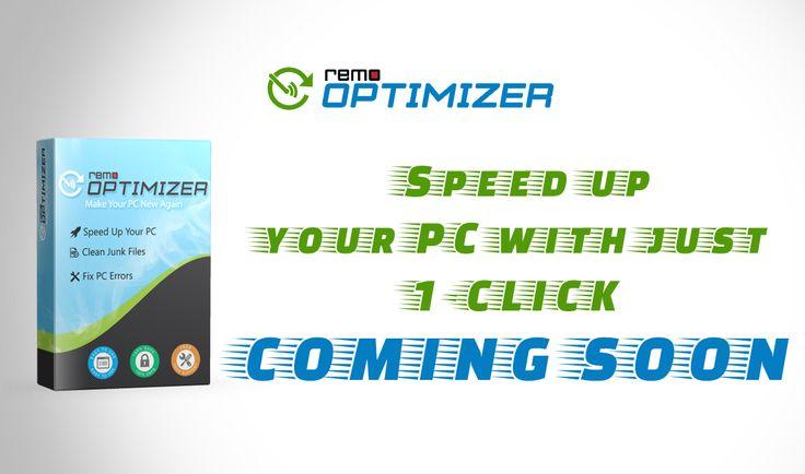 Remo Optimizer : Coming soon..!