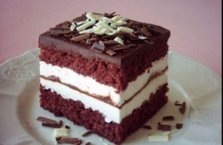 Asta este prajitura pe care o fac pentru copiii mei atunci cand au pofta de un desert super gustos
