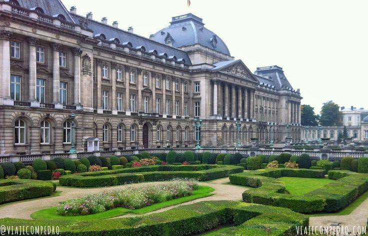 Lugares Interessantes em Bruxelas, Bélgica