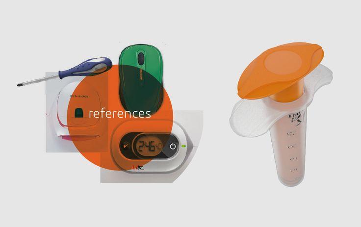 Referências visuais; Definição de estilos e formas. | Cliente FazFort | Projeto Notus Design