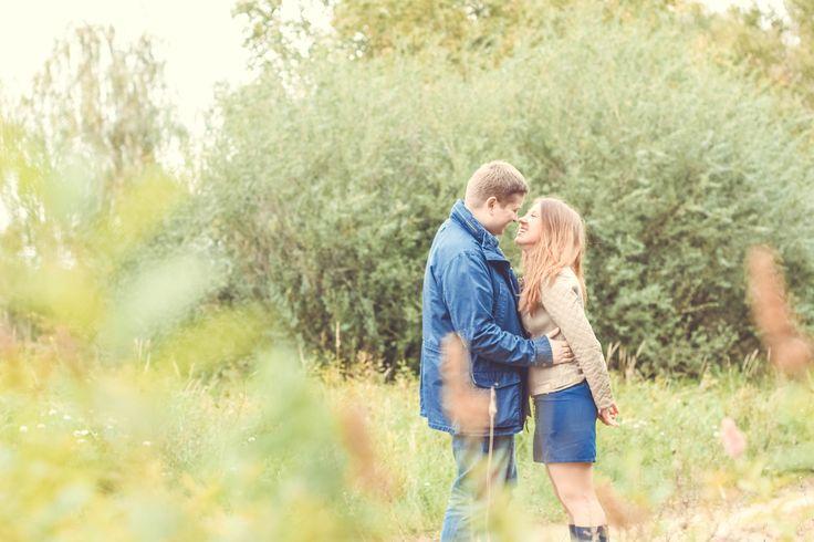 Фотосъемка пары. Фотосессия Love story. Фотосессия на природе. Фотограф Москва.