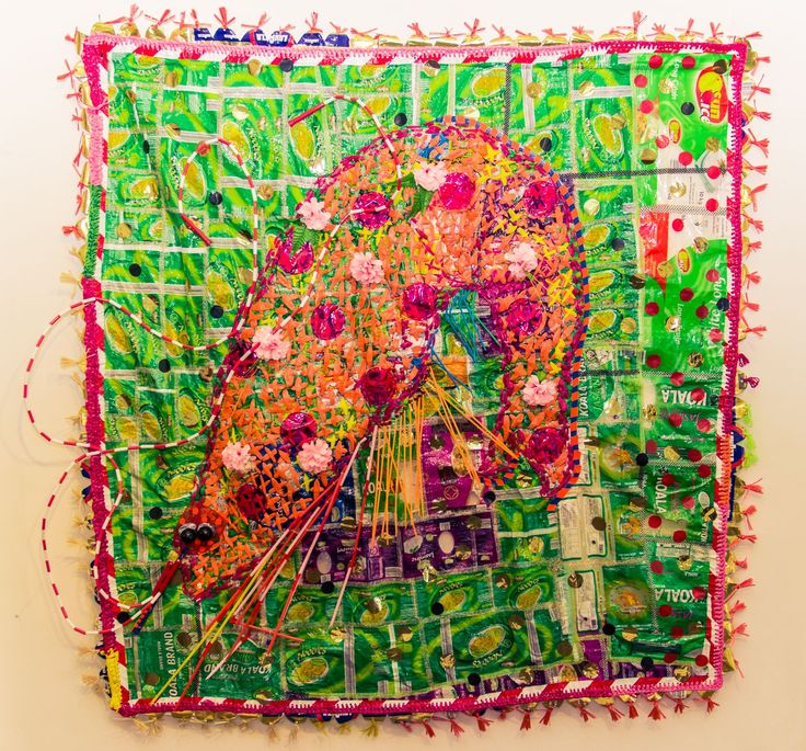 Jen Denzin: The King Prawn and I,  Precious Topaz Memories, Eden Art, Newcastle West. 2015.