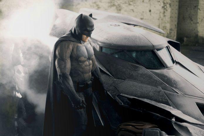 Batman Ben Affleck Big Car - HD Wallpapers - Free Wallpapers - Desktop Backgrounds