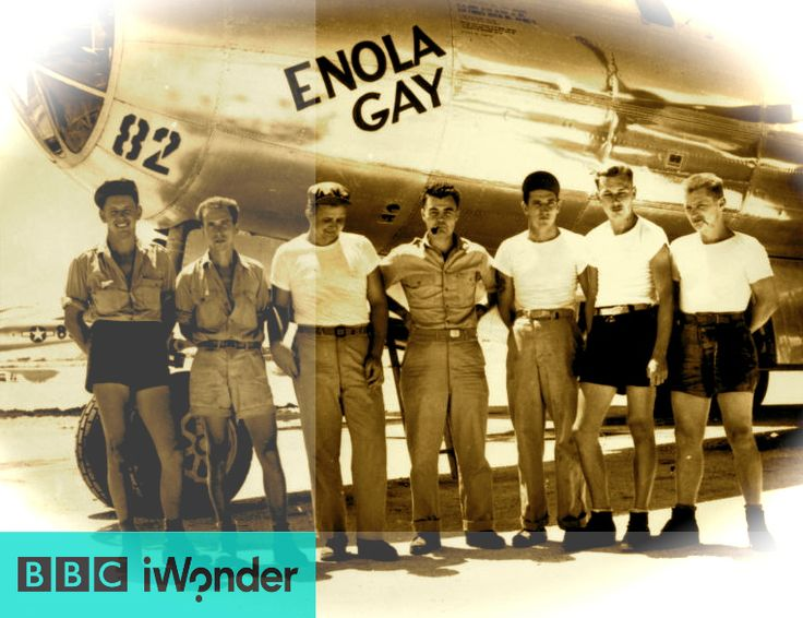 Enola Gay faced no resistance as it dropped the bomb. Forty five seconds later the city was destroyed in a blinding instant. Eighty thousand men, women and children were killed and tens of thousands wounded, disfigured and poisoned by radiation from the bomb. Three days later, another nuclear bomb was dropped on Nagasaki. A week later, Japan surrendered. The bomb brought World War Two to a sudden end, but was it right to use it?