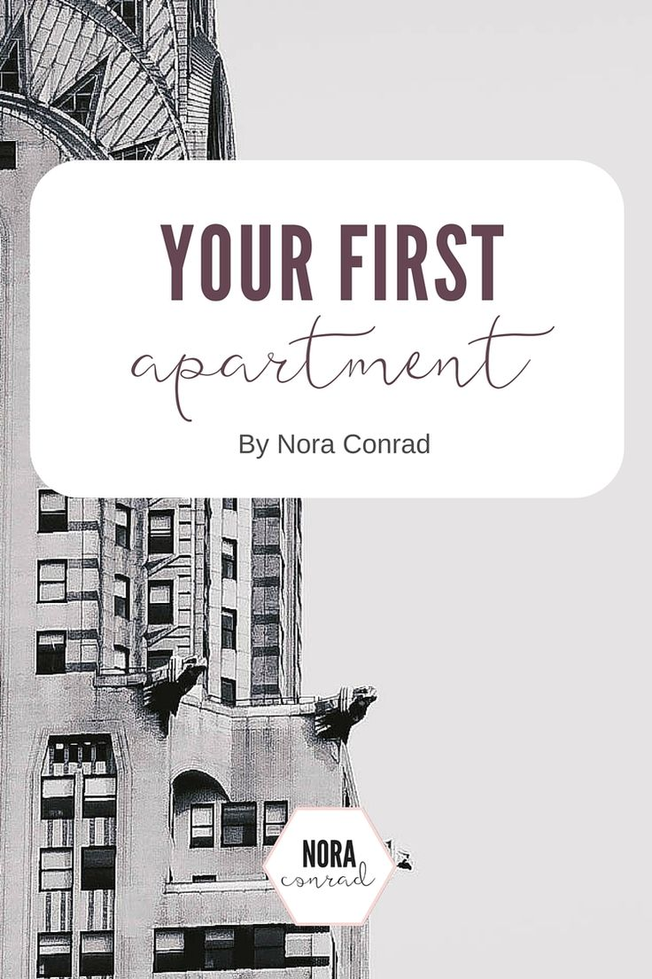 Best List For First Apartment Contemporary - Home Design Ideas ...
