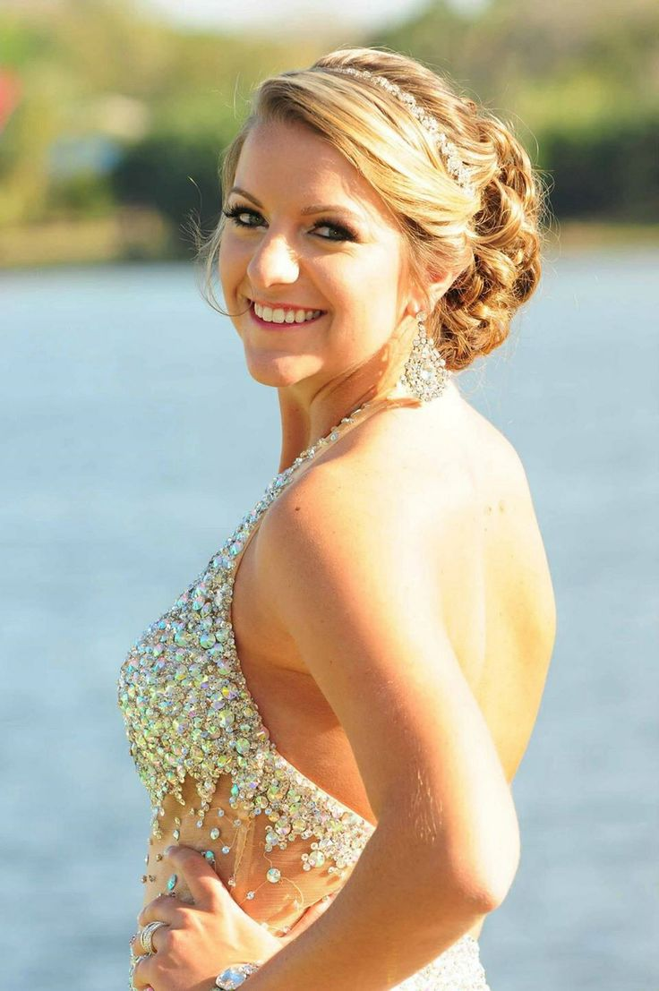 Prom 2014, Prom hair, updo, Senior prom, prom picture ideas