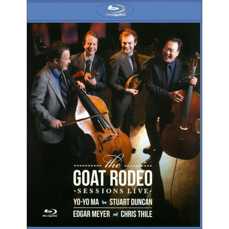 The Goat Rodeo Sessions Live [Blu-ray]