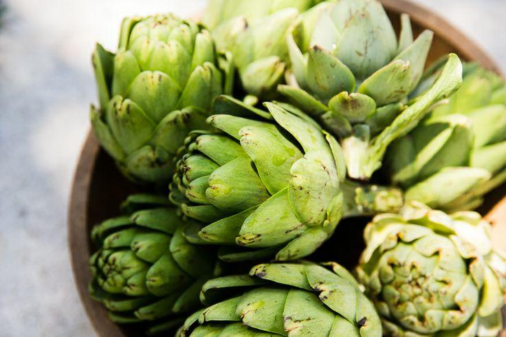 artichoke season.