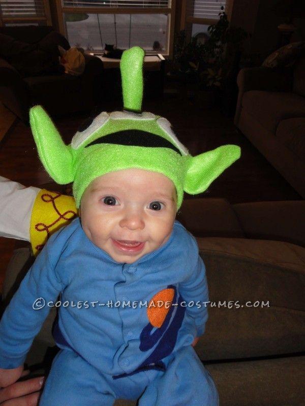 coolest toy story alien zurg and jessie costumes - Aliens Halloween Costume Baby
