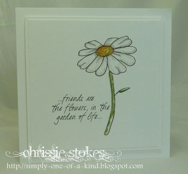 Stamping Ideas For Card Making Part - 32: Colour Challenge