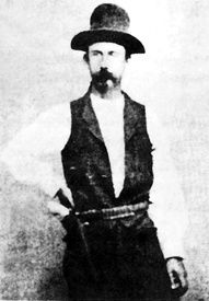 """William """"Billy"""" Brooks - Lawman and Horse Thief"""
