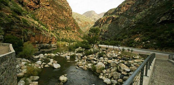 Klein Karoo mountain passes