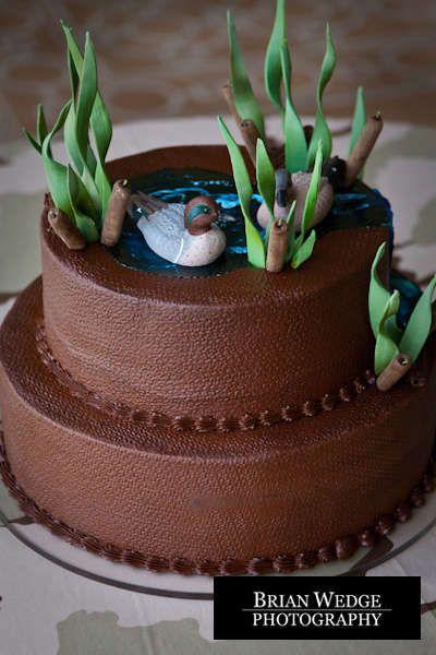 Groom's Cake.. Josh would love this!!