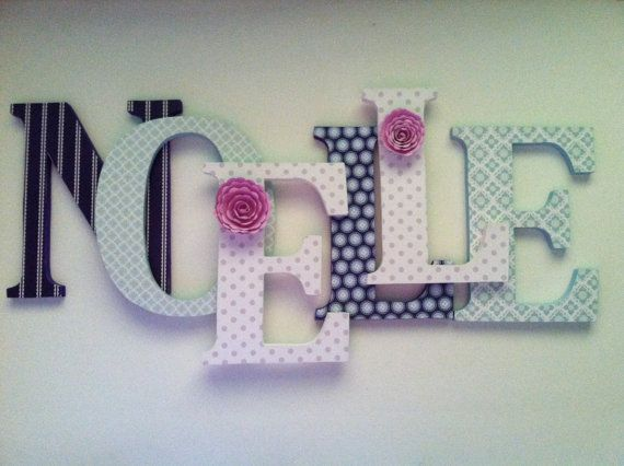1000 Images About Wall Letters Quot M Quot On Pinterest