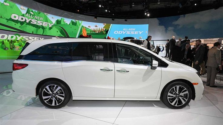 New Honda Odyssey 2018-2019 – the new generation of Honda Odyssey