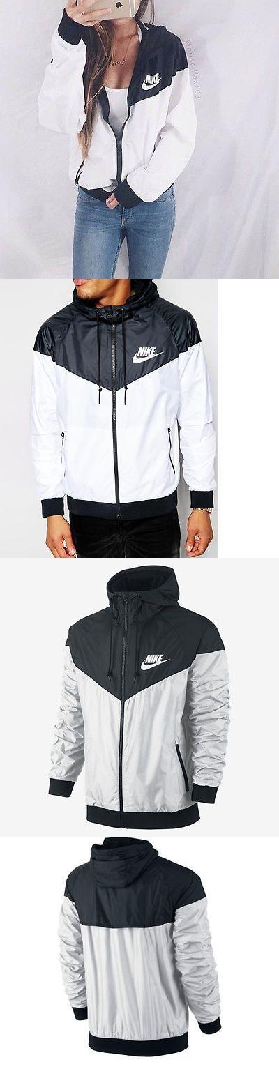 Athletic Apparel 137085: Nike Windrunner Jacket Windbreaker White Size Small Medium Large Unisex S M L -> BUY IT NOW ONLY: $69.99 on eBay!