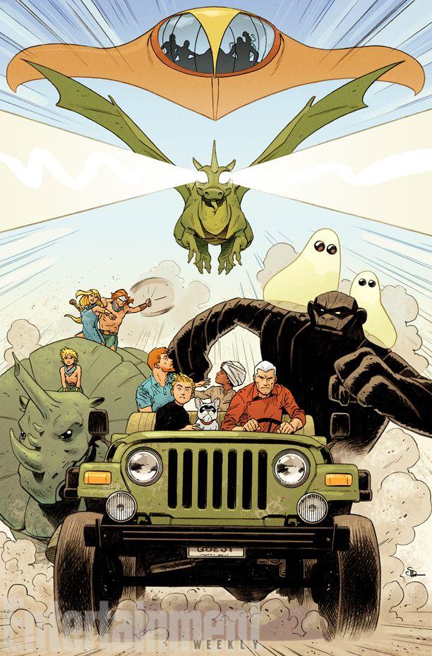 DC Entertainment announces new slate of Hanna-Barbera titles | EW.com