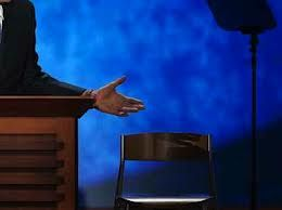 """Pro-Lifers to """"Eastwood"""" White House, Leave Empty ChairPolitics, Leaves Empty, Empty Chairs, White House"""