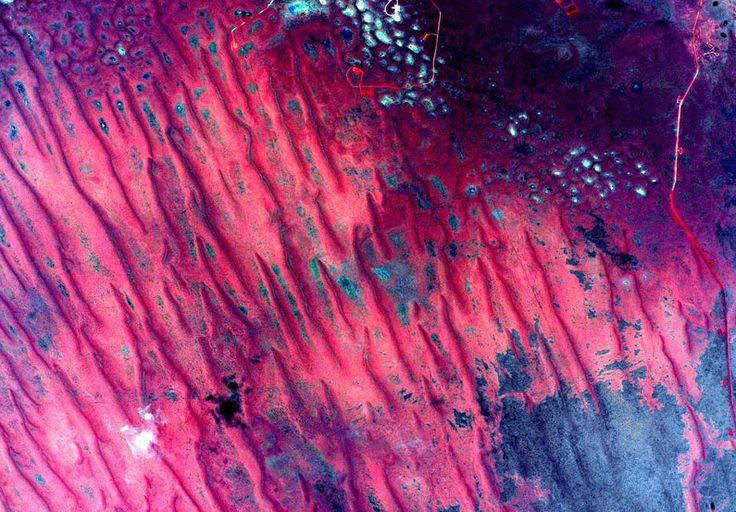 Australia from space: beautiful and bizarre images taken by ISS astronaut