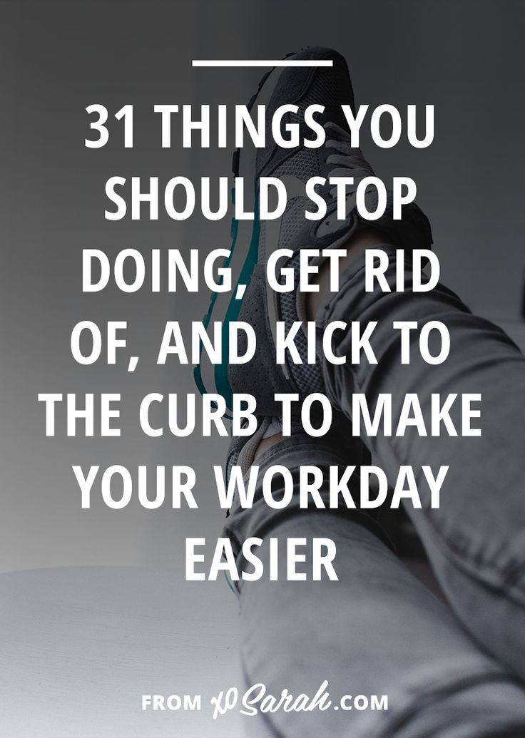 How many things are you doing each day that slow your small business down, throw you off track, crush your good mood, or are in general a big fat unnecessary distraction? Too many - I guarantee it! So here are 31 things you can check off your to-do list right now so you can worry less and get more done for your online business!