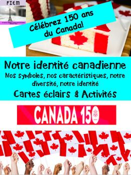 French Immersion: Celebrate Canada 150 with your students! If you live away from Canada and want to discover our great country through its symbols and characteristics then this resource is for you too! Late Primary and Junior Grades 66 READY-MADE slides to support your