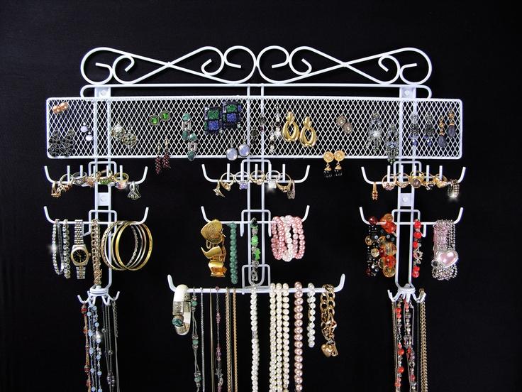 160 best Jewellery Organization images on Pinterest Organization