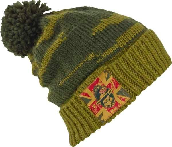 Burton Women's LAMB Lydon Beanie Accessories Knit Hats Womens at Martini Skate and Snow