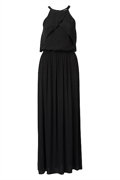 Petal Front Maxi #witcherystyle
