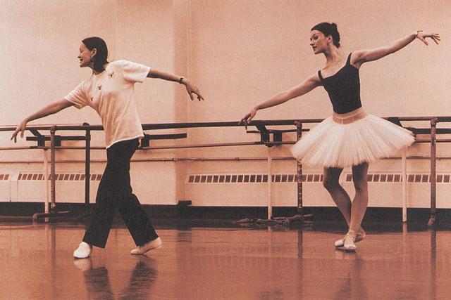 Irina Dvorovenko #ballet