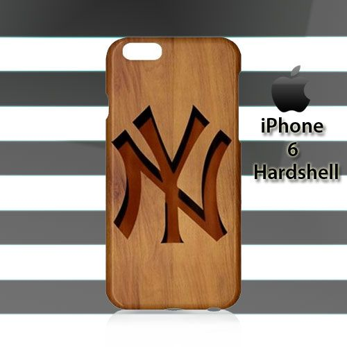 New York Yankees Wood iPhone 6 Case Cover