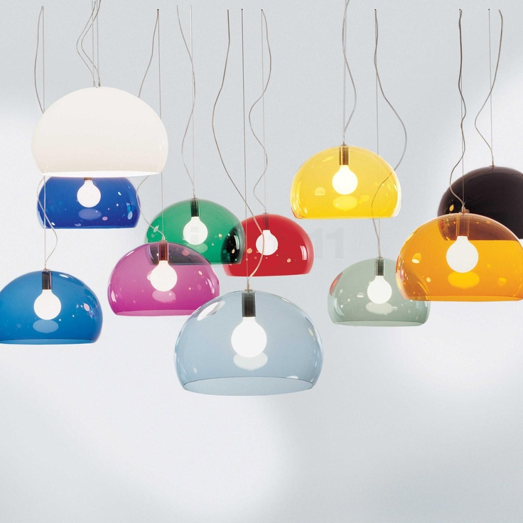 Kartell FL/Y - Hanglampen | Lampen & Verlichting | light11.nl