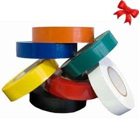 Colourflex Tape White PVC 3M #FMGiftGuides16
