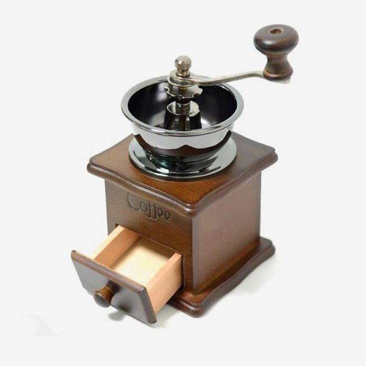 Manual coffee grinder (Ручная кофемолка)
