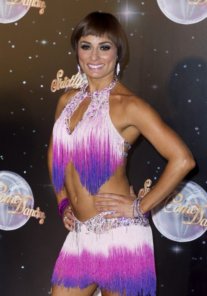 Flavia Cacace Photos: The Launch of 'Strictly Come Dancing'